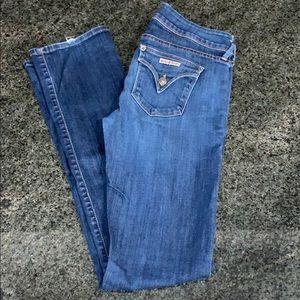 Hudson Ginny Straight leg jeans
